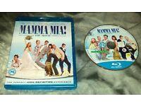 mamma mia the movie blu ray