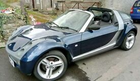 Smart Roadster Coupe - lovely condition