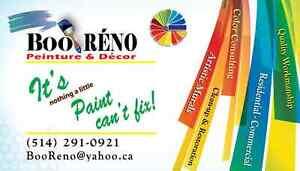 Honest, Cheerful Painter.