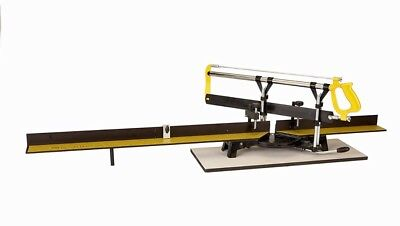 Logan F100-2 Pro Saw Wood Picture Frame Joiner Underpinner Tool New