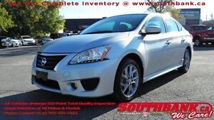 2014 Nissan Sentra SRULTRA LOW KMs!!!
