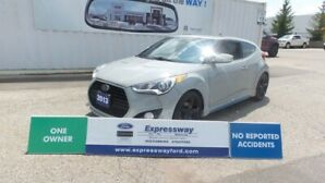 2013 Hyundai Veloster Turbo w/Matte GreyLocal Trade