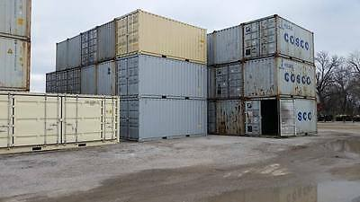 20ft Shipping Container - Fort Worth Tx