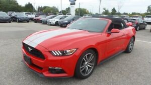 2015 Ford Mustang EcoBoost PremiumConvertable