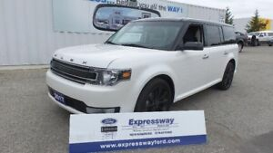 2017 Ford Flex SELAWD, 3.5L V6 285Hp, 7passenger with Leather, M