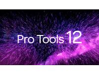 AVID PRO TOOLS HD 12.5 for Windows-PC: