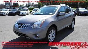 2013 Nissan Rogue SAWD! BLUETOOTH! HTD SEATS!