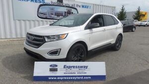 2018 Ford Edge SELAWD 2.0L 250Hp with Navi & Moon