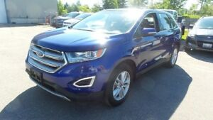 2015 Ford Edge SEL3.5L V6 285HP with Leather, Moon & Navi