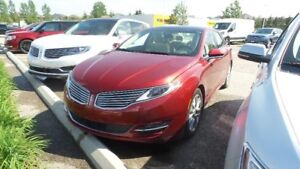 2014 Lincoln MKZ 2.0L Ecoboost with 250Hp! Leather, Moon, Navi