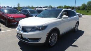 2017 Lincoln MKX ReserveLocal Trade