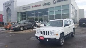 2016 Jeep Patriot Sport Altitude II