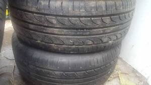 2 Second hand 205 55 R15 Super Cat Tyres Dandenong Greater Dandenong Preview