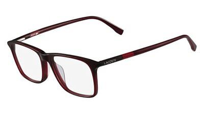 Lacoste L2752 615 Red 56mm  Eyeglasses Rx 2752