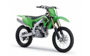 2020 Kawasaki KX450 MOTORCYCLE
