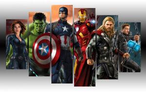 Marvel Framed Decorations Avengers, Black Panther