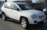 2011 Jeep Compass, Fully loaded with extras! Mint Condition!