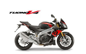 2018 APRILIA TUONO DEMO SALE SAVE $1500 ONLY 9 KMS LOW FINANCING