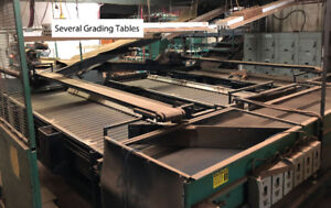 Potato Washing, Handling and Automation Equipment for Sale