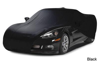 Corvette C6 Car Color (C6 Corvette 2005-2013 Color Match Car Cover - Fits Coupe, Vert, Z06, ZR1 and)