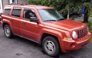 2008 Jeep Patriot North 4x4 w Winter Tires