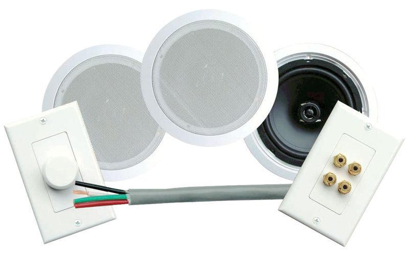 Pyle Home PHSKIT8 Speaker Kit
