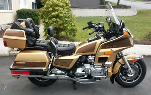 Mint 85 Goldwing limited Edition