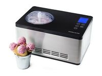 Andrew James Premium Automatic Ice Cream Maker