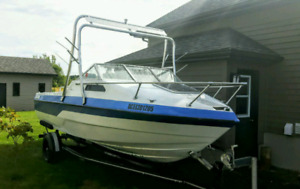 Glastron Conroy 19' WAKE BOAT  ** Deal 5000$ **