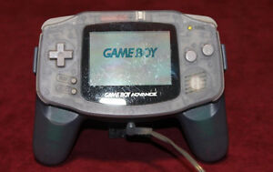 NINTENDO GAMEBOY ADVANCE WITH EXTRAS $60