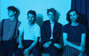 LAWN SEATS - Paramore & Foster the People - Mon June 18