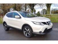 2015 15 Nissan Qashqai 1.6 DIG-T N-TEC+ with Navigation
