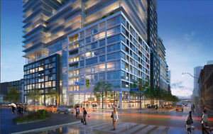 Time and Space Townhomes, Toronto. Units available, Gift Card