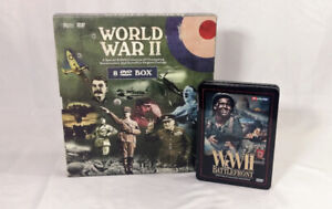 World War II DVD Bundle 12 DVD Total Two Special Collections