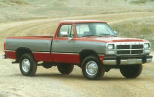 wanted: 1981-1993 Dodge Other Pickup Truck