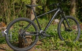 Carrera vengeance maintain bike