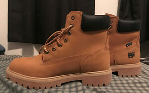 "Timberland Direct Attach 6"" Waterproof Steel Toe Work Boots"