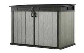 "Keter Grande Garden Storage Box XXL 6ft 3"" x 3ft 7"" 2020L Capacity"