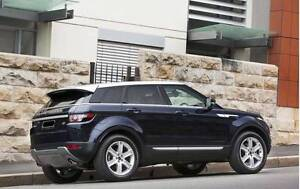4x R.R EVOQUE FREELANDER2 ALLOY WHEELS 75%TREAD PIRELLI 235 55 19 Parramatta Parramatta Area Preview