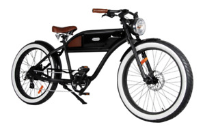 The Greaser Electric Cruiser Bicycle