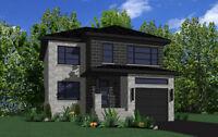 Maison 2 étages neuve à vendre Valleyfield
