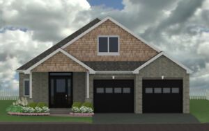 Teahen Homes presents the Cedarbrook in beautiful St Mary's!