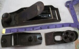 2 Vintage Metal Woodworking Planes