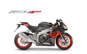 APRILIA RSV4 RR DEMO SALE $1700 OFF ONLY 9KMS GREAT FINANCING