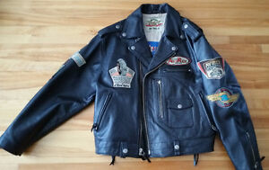 Avirex Motorcycle Jacket - Mint Condition