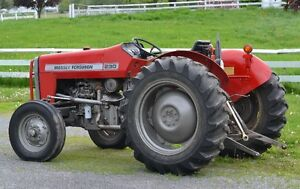 1977 Massey Ferguson 230 Tractor for sale - Good Condition