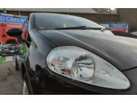 2009 Fiat Grande Punto Active 1.4 Petrol - MOT March 2022 - Card Payments Accep