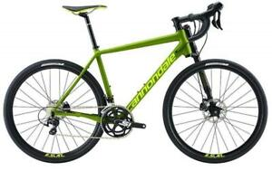 2017/2018 Cannondale CAAD12 Ultegra, 105 105 Disc and CAAD12 105, Synapse 105 SE and Synapse 105, and CAADX Tiagra