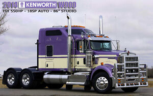 "2014 KENWORTH W900B ***86"" STUDIO - AUTOMATIC***"