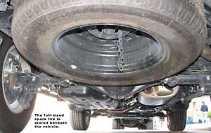 Looking for Spare Tire 1996-2002 Bridgestone's found on 4Runner